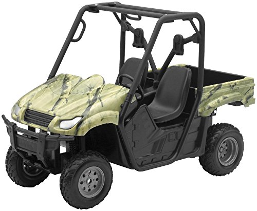 New Ray Toys 1:12 Scale UTV - 2008 Rhino 700 - Green 43253 -