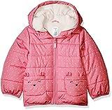 Carter's Baby Girls' Fleece Lined Critter Puffer Jacket Coat