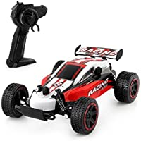 Owill 1/20 High Speed Remote Control RC Crawler Racing Car Off Road Truck 2.4Ghz, Control Distance: 50 Meters (Red)