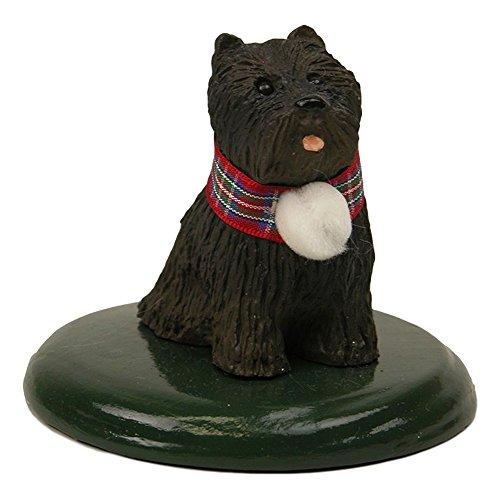 Byers' Choice Scottish Terrier Dog Figurine