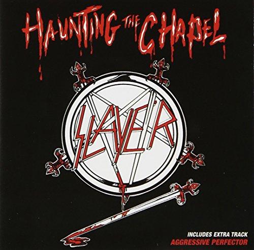 CD : Slayer - Haunting the Chapel (CD)