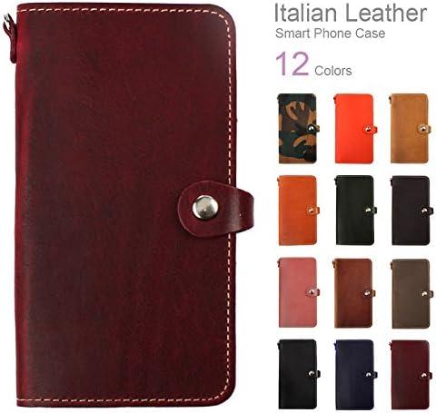 Huawei P30 lite MAR-LX2J イタリアン レザー 本革 日本製 手帳型 スマホケース スマートフォン 携帯