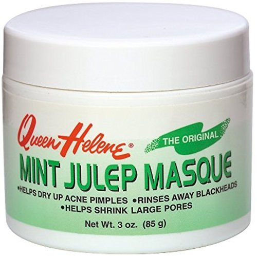 QUEEN HELENE Mint Julep Masque, 3 oz Pack of 4