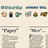 The Funny Papers by Paper Mice