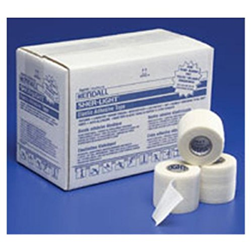 WP000-315032 315032 Tape Expandover Sher-Light Athletic Elastic 3''x5yd 16 Per Case # 315032 From The Kendall Comany by The Kendall Comany