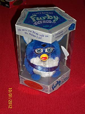 Special Limited Edition Millennium Furby from Tiger