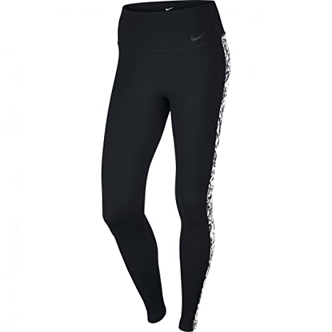 Nike Women's Legendary Jewels Tight Training Pants, Black