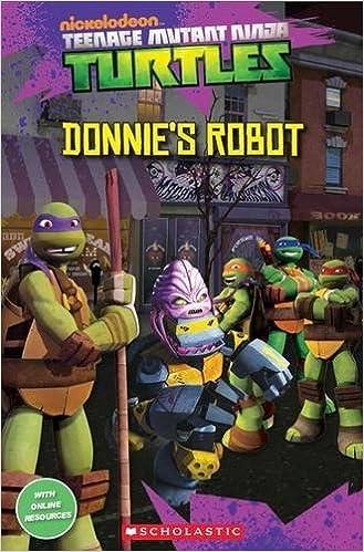 Teenage Mutant Ninja Turtles: Donnies Robot (Popcorn ...