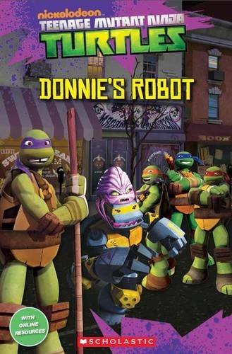 Teenage Mutant Ninja Turtles: Donnies Robot (Popcorn ...