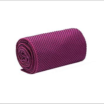 FELICIPP Absorción del Sudor Deporte Toalla Manta de Yoga Alfombra de Baile de Microfibra Productos de