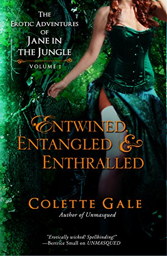 Entwined Entangled Enthralled Erotic Adventures ebook product image
