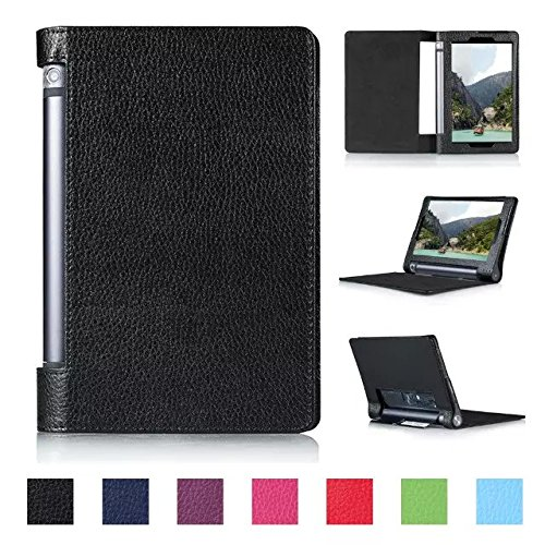 the best attitude 19120 aac2f Tsmine Lenovo Yoga Tab 3 (8.0-Inch) Tablet Flip Case - Auto - Import It All