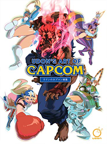 UDON's Art of Capcom 1 - Hardcov...