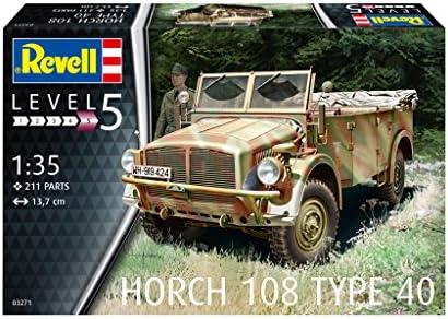 """divers échelle 1:35 REVELL RV03271 HORCH 108 TYPE 40/"""" Plastic Model Kit NEUF"""