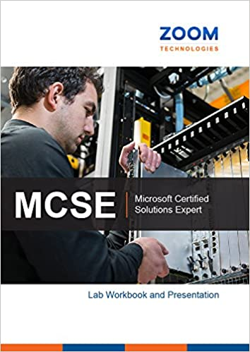 Buy MCSE Microsoft Certified Solutions Expert Lab Workbook