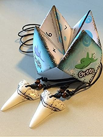 How to make Cootie Catcher Shark-Origami Paper Craft - YouTube | 450x338