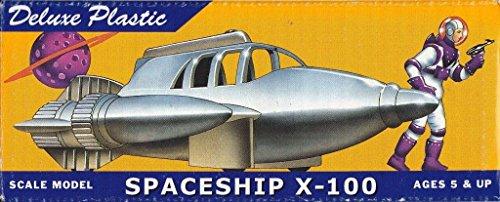 Dimestore spaceship x-100