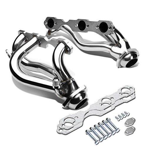 DNA Motoring HDS-S1096-43L Racing Exhaust Header - Gmc Sonoma Exhaust System