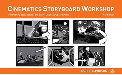 Cinematics Storyboard Workshop: Filmmaking Essentials for