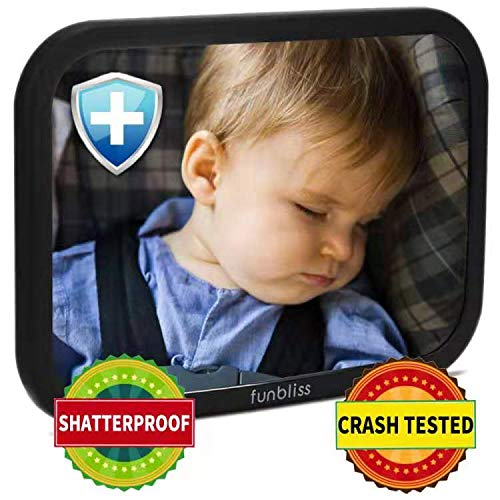 Backseat Monitor Newborn Accessories Funbliss product image