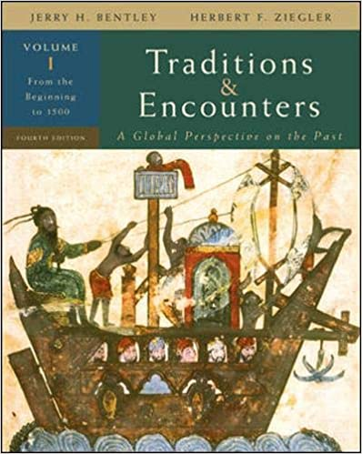 Traditions Encounters A Global Perspective On