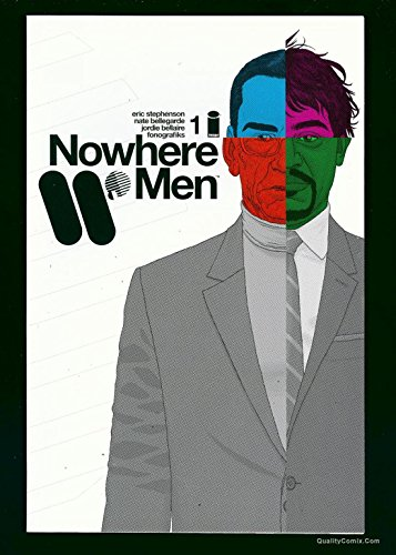 Nowhere Men #1 NM 9.4