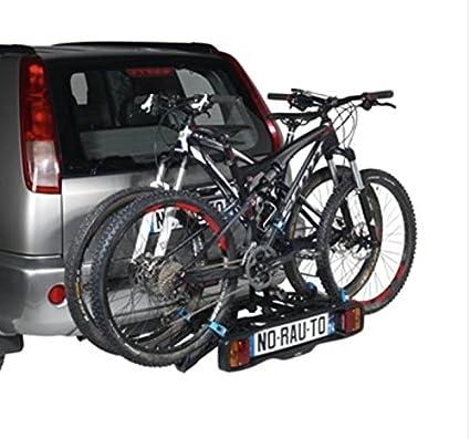 Portabicicletas adorno norauto antirrobo y inclinable 3 bicicletas ...