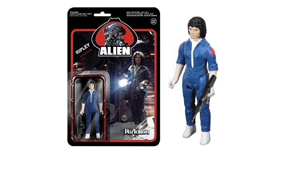 ReAction Alien Figuras Figura Ripley Acción: Amazon.es ...