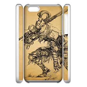 Dark Souls iPhone 6 5.5 Inch Cell Phone Case 3D 53Go-108511