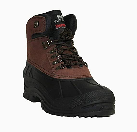 Mens Wide Winter Boots