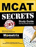 MCAT Secrets Study Guide: MCAT Exam Review for the Medical College Admission Test by MCAT Exam Secrets Test Prep Team (2014-03-31)