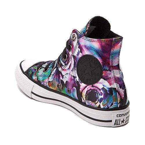 Converse Mens One Star Sneakers Ox In Suede Hi Top Dead Floral