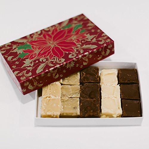 Maple Fudge Gift Box - Hall's Assorted Fudge