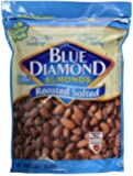 Blue Diamond Almonds, Roasted Salted, 16 oz