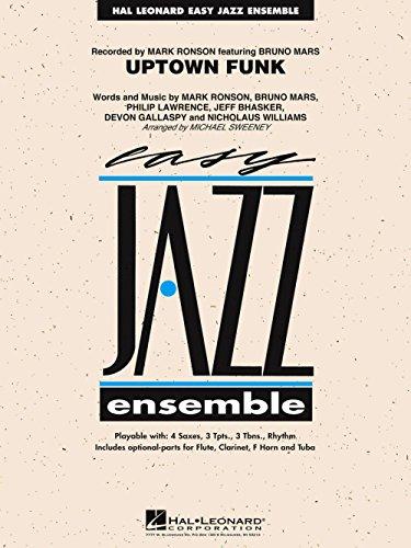 Uptown Funk - Jazz Ensemble - SET