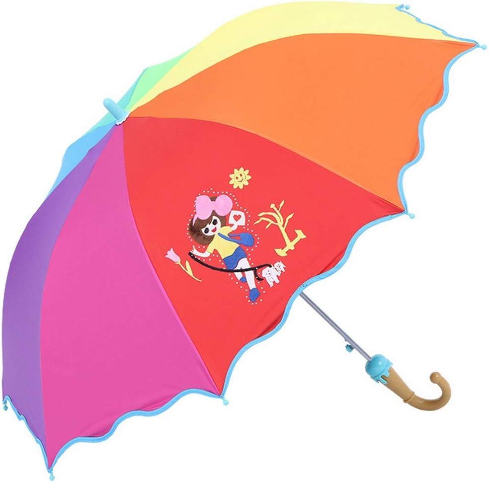Scout Parapluie de poche pour enfant avec bandes r/éfl/échissantes ultra l/ég/ères