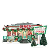 Department 56 Snow Village Shelly's Diner