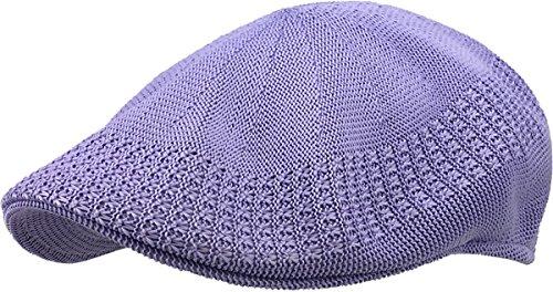 KBETHOS KBM-001 LVN S Classic Mesh Newsboy Ivy Cap Hat (21 Colors / 4 Sizes) - Hat Lavender Birthday