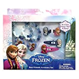 Disney Frozen Best Friends Hair and Jewelry Accessory Gift Set
