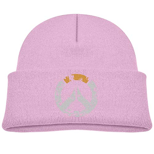 Price comparison product image Overwatch - New Gaming 2016 Knitted Hat Winter Kids Fashion Cute Funny Knitted Cap