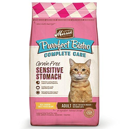 Merrick 38549 Pb Sensitive Stomach Dry Cat Food, One Size