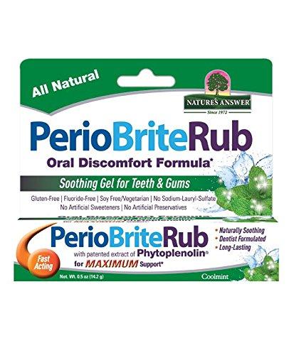Natures Answer Periorub Topical Rub, 0.5 oz