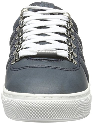 Pepe Jeans Marion T. Color, Sneaker Donna Blu (Navy 595)