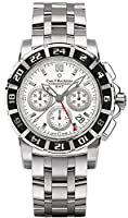 Carl F. Bucherer Patravi TravelGraph GMT Chrono Men's Watch 00.10618.13.23.21