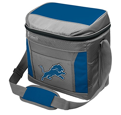 NFL Soft-Sided Insulated Cooler Bag, 16-Can Capacity Ice