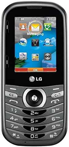 Lg Vn251s Cosmos 3, Verizon Wireless (Black)