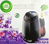 Air Wick Essential Mist, Essential Oil Diffuser, (Diffuser + 1 Refill), Lavender & Almond Blossom, Air Freshener