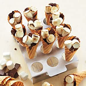 Sur La Table S'mores Cone Rack CC7658