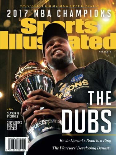 Sports Illustrated Presents Golden State Warriors 2017 NBA