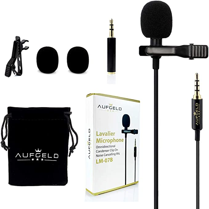 Lapel Microphone Clip On w// 4pin Xlr for Shure System, Click image to open expanded view Lavalier Lapel Clip On Microphone Wired Lavalier Mini Xlr Uni-Directional Lav Clip On Mic
